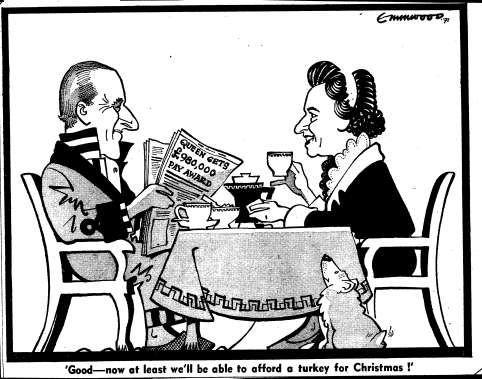 Emmwood [John Musgrave-Wood Daily Mail, 03 Dec 1971