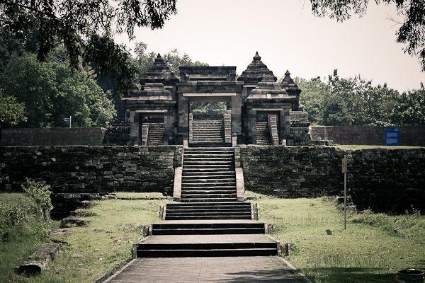 Queen Boko temple,the lost castle