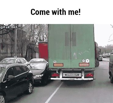 Come with me!