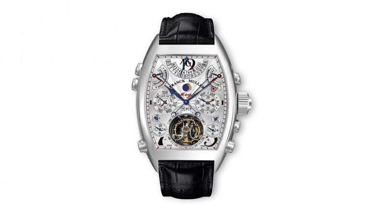The More Complicated The World Watch: The Franck Muller Aeternitas Mega 4