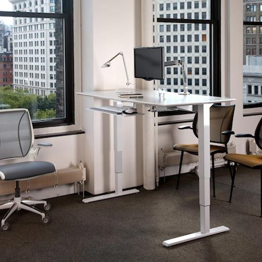 Treadmill Desk Calgary: 127 Best Images About An Ergonomic Office On Pinterest