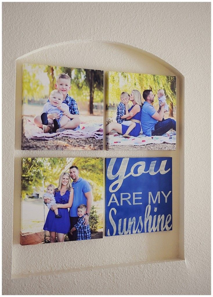 2013 03 05 0003 734x1024 Creative Ideas for Your Walls :: Wall Art Wednesday :: Laura Winslow Photography