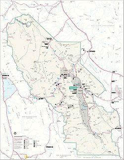 Parque nacional del Valle de la Muerte - Wikipedia, la enciclopedia libre
