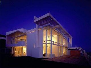 Southern California Beach House – Richard Meier & Partners Architects