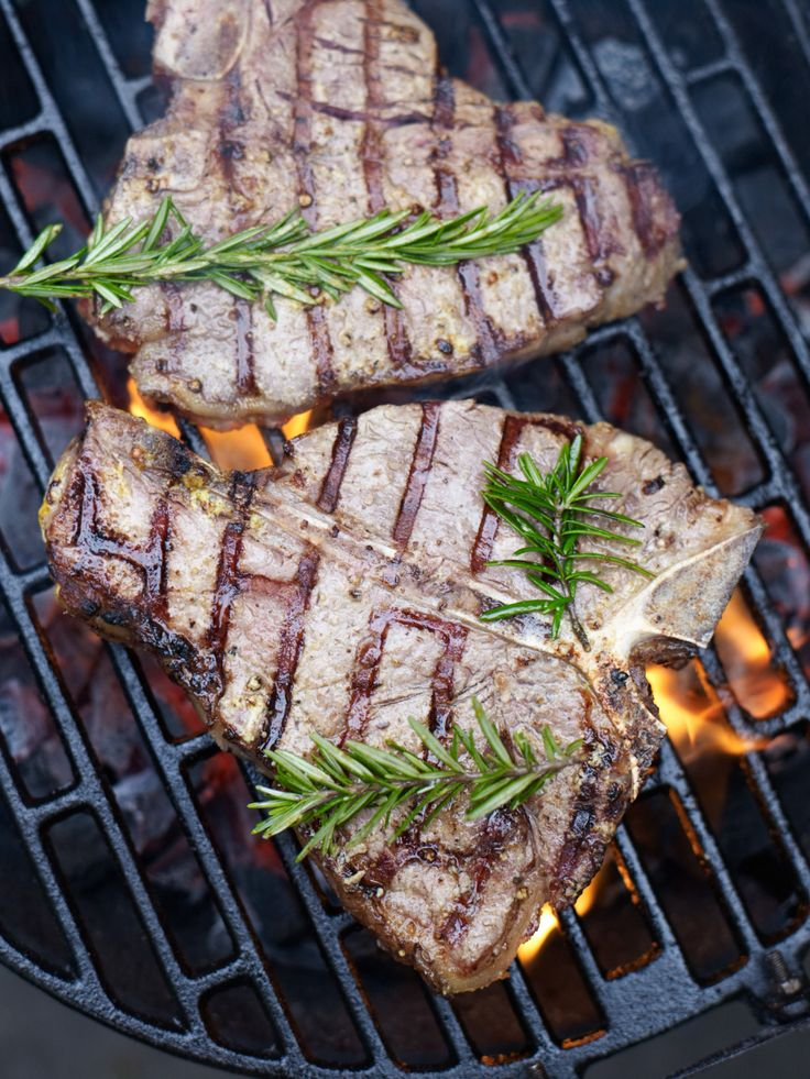 The perfect t-bone steak...