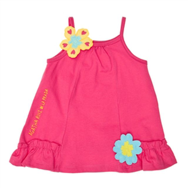 Agatha Ruiz De La Prade sur kidsdressing.com