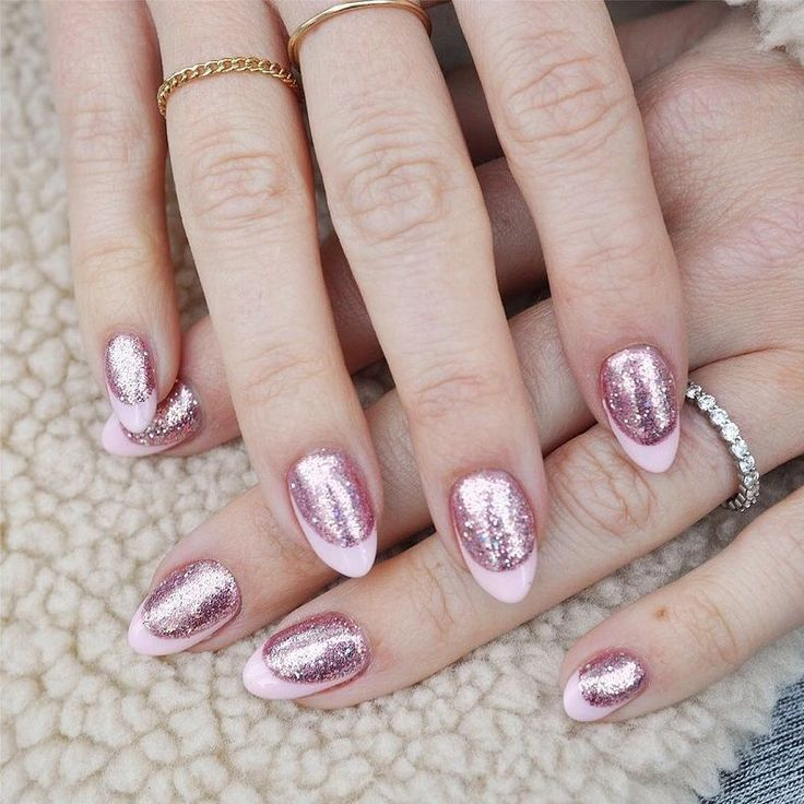 2942 best nail ideas images on pinterest beach dune and finger 33 pretty manicure that you can easily do nail art design pink and glitter prinsesfo Gallery