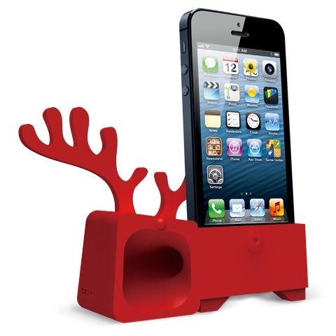 Ozaki O!music Zoo Eco Speaker For iPhone 5- Gabe
