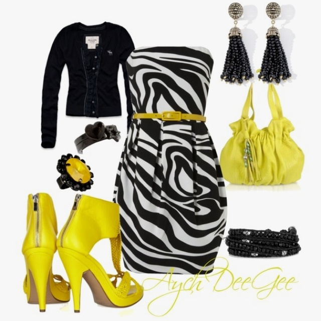 hate the zebra print but this is a dope outfit