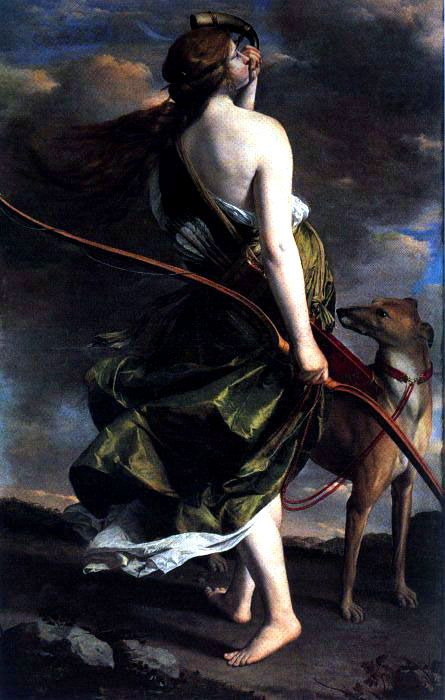 """As long as I live, I will have control over my being.    Artemesia Gentileschi (1593-1652)   We should all know the name of Artemesia Gentileschi, the Italian Baroque painter.  [ Read more…]"
