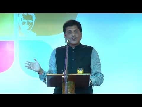 Union Minister Piyush Goyal   Keynote Address at Don Bosco Matunga