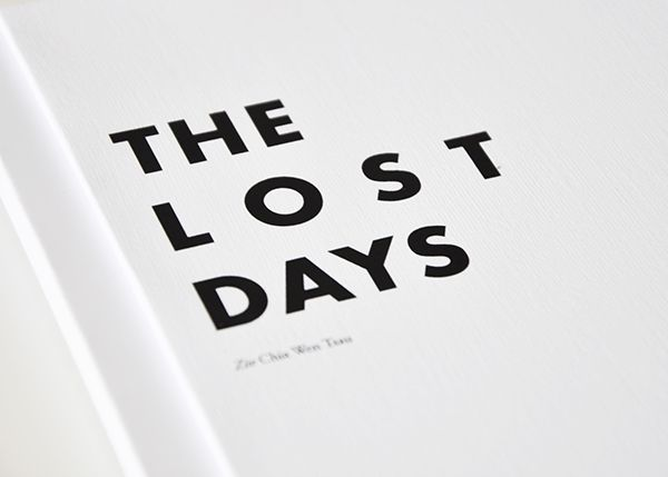 THE LOST DAYS Book Project Spring 2014