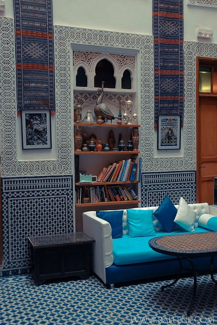 Middle Eastern Rooms Fabric And Low Seating Options With