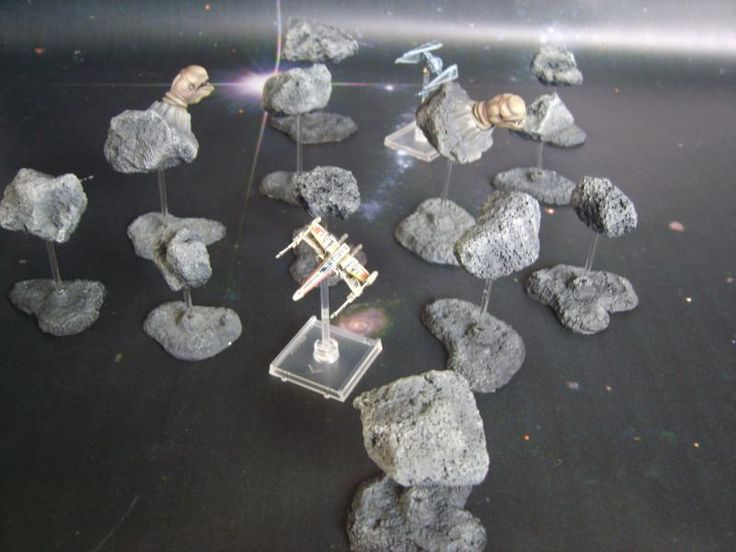 asteroid x wing placement - photo #11