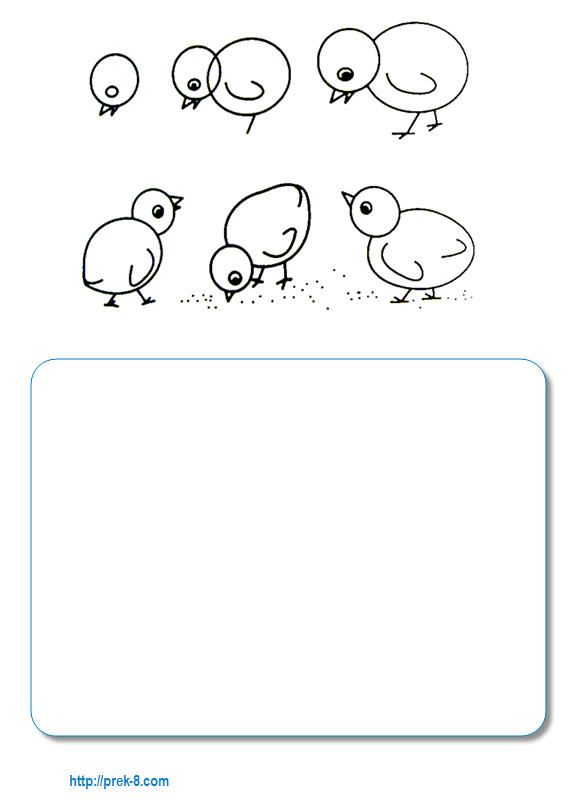 learn to draw and free coloring pagesfree printable kids coloring pictures free coloring books little chicks first house pinterest free printable