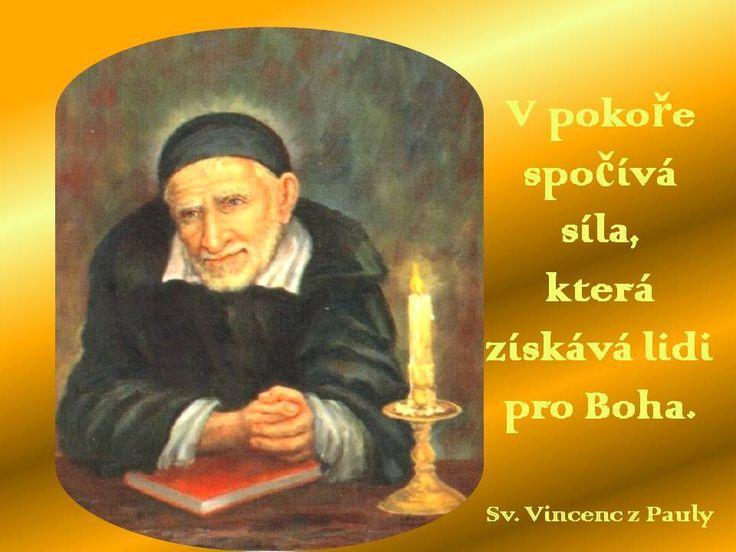 láska svatého Vincence