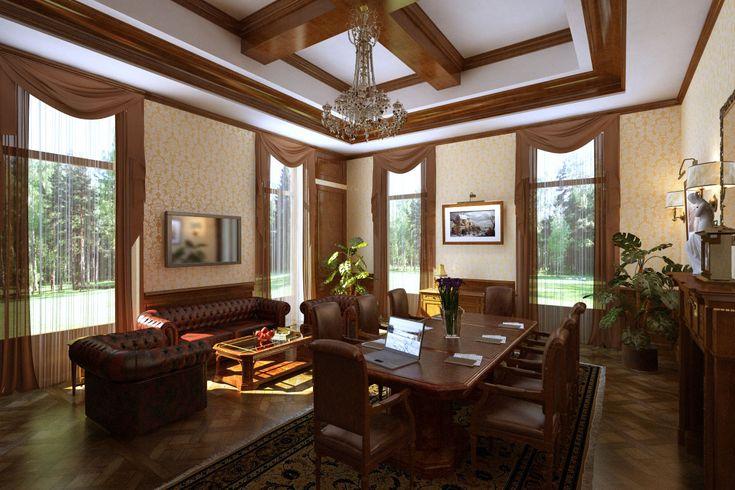 Classic House Design Concepts