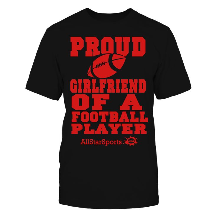 Proud Girlfriend Of A Football Player Hoodie T-Shirt, Proud Girlfriend Of A Football Player Hoodie  AVAILABLE PRODUCTS Gildan Unisex T-Shirt - $24.95   Gildan Unisex T-Shirt Gildan Women District Men District Women Gildan Unisex Pullover Hoodie Next Level Women Gildan Long-Sleeve T-Shirt Gildan Fleece Crew Gildan Youth T-Shirt View sizing / material info.