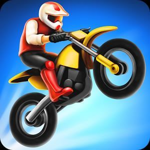Download Bike Rivals Android Cheated MOD APK