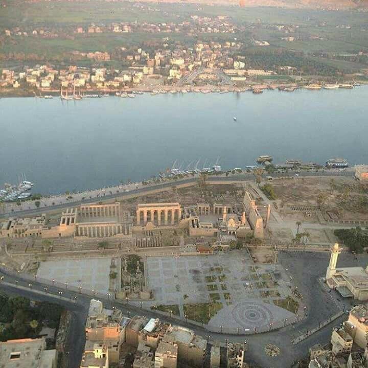 Luxor Aegypten