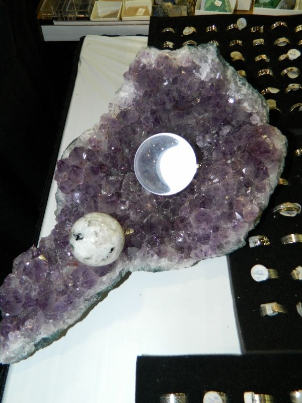Amethyst and more