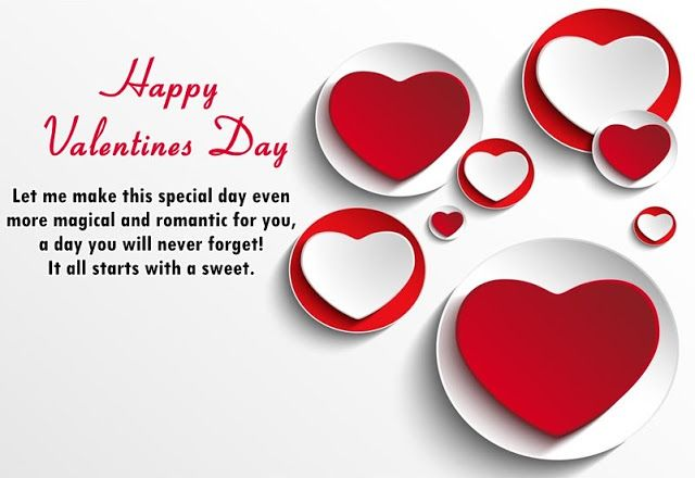 Happy Valentines Day SMS Message