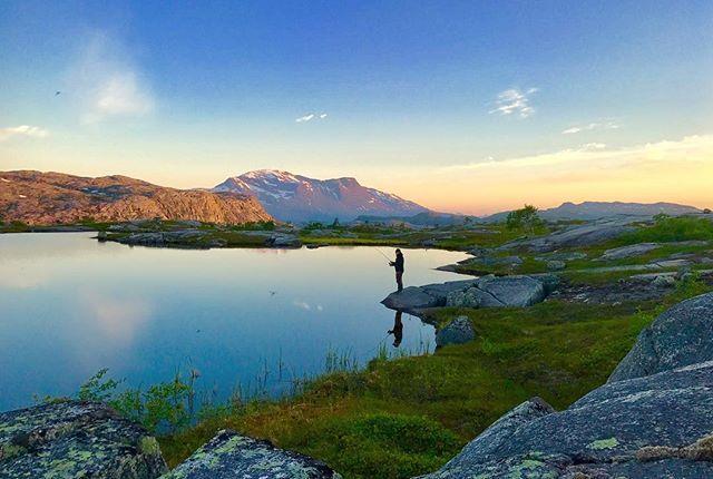 Kveldsstemning på fjellet🍀💚🍀 Fantastisk nydelig😊💚😊 #utpåtur#utno#fjelltur#fjelltid#fisketur#norsknatur#friluftsliv#frsåbra#ig_nordnorge#iamnordic#dreamynorway#norgefoto#norway_photolovers#northnorway2day#essence_of_norway#ilovenorway#pocket_norway#nrksommer#fishing#hiking#mountains#naturelovers#naturephotography#landscape#skylovers#picoftheday#like4like#visitnarvik#visitnorway#liveterbestute 🍀💚🍀