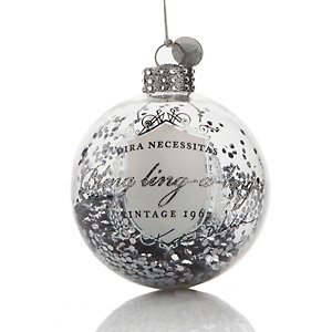 Limited Edition ornament designed by Kate Walsh to benefit #StJude #HSN