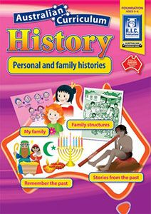 The following Primary School teaching resources, by Australia's leading educational publishers have been specifically created to align with the contents of the new Australian History Curriculum. Australian History Series The Australian History Serieshas been written for students living in Australia who are studying History in Kindergarten/Pre-Primary through to Year 7.All of the activity sheets in these books have been carefully constructed to meet the requirements of the Australian…