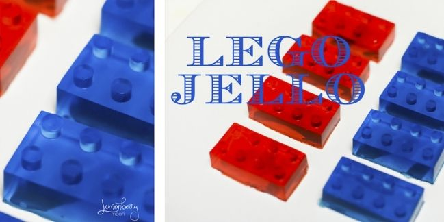 DIY #lego jello bricks. So much Fun at school functions and classroom parties!
