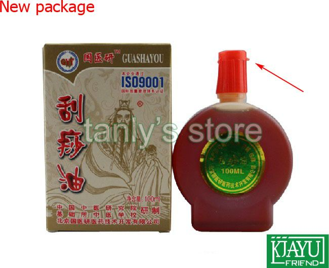 Find More Massage & Relaxation Information about Wholesale and retail Traditional Acupuncture Massage Tool Guasha Oil 100ml/piece 10pieces/lot,High Quality tool lot,China tool and steel products Suppliers, Cheap tools and spare parts from Tanly's store on Aliexpress.com
