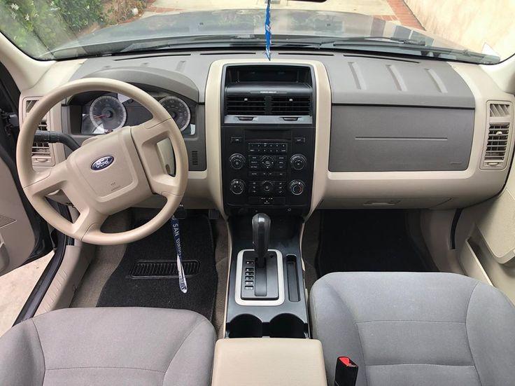 Ford Escape interior done. Car insurance, Crafts, Interior