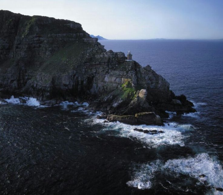 Cape Piont- where 2 oceans meet
