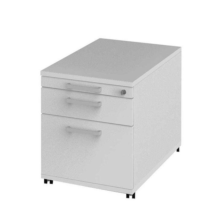 Schreibtisch Rollcontainer mit Zentralverriegelung Weiß Jetzt bestellen unter: https://moebel.ladendirekt.de/buero/tische/schreibtische/?uid=f4f19137-7a3b-581f-831d-b8a1015cedf2&utm_source=pinterest&utm_medium=pin&utm_campaign=boards #container #bürocontainer #buero #schreibtischcontainer #burocontainer #rollcontainer #tische #schreibtisch #schreibtische