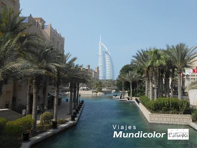 Viajes Mundicolor L´alianXa: Hotel Burj Al Arab
