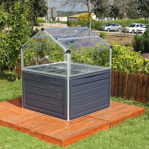 1000 Images About Small Greenhouse On Pinterest Rain Barrels Raised Gardens And Greenhouses