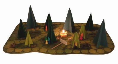 子供の創造力をくすぐる「本物の火を使ったボードゲーム」買いました♪ | 神戸三宮 | カラダと心のケアは「パンダ整体院」