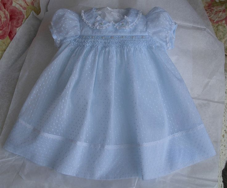 The Old Fashioned Baby Sewing Room: Blue