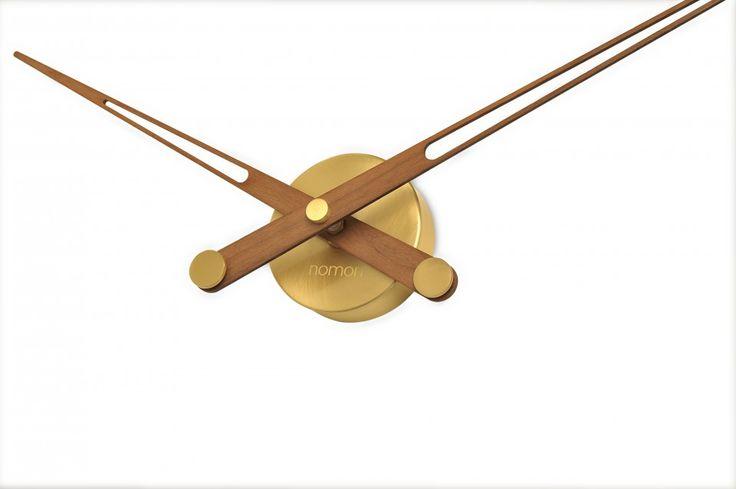 Nomon to hiszpańska marka, która w swojej ofercie posiada wyjątkowe zegary. Zegary wytwarzane są ręcznie z materiałów najwyższej jakości. #zegar #design #zegary #goodform