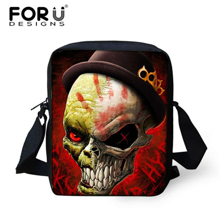 $7.43 (Buy here: https://alitems.com/g/1e8d114494ebda23ff8b16525dc3e8/?i=5&ulp=https%3A%2F%2Fwww.aliexpress.com%2Fitem%2FCool-Skull-Printing-Messenger-Bag-for-Men-Casual-Mini-Shoulder-Bag-Crossbody-Bags-High-Quality-Children%2F32615654822.html ) Cool Skull Printing Messenger Bag for Men Casual Mini Shoulder Bag Crossbody Bags High Children Boys Travel Messenger Bag for just $7.43