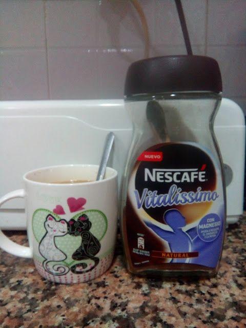 Morvedre's Woman: Opinión final sobre  Vitalisssimo de Nescafé.