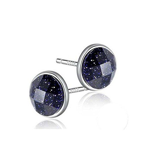 Stones Crystal Studs Earrings Earring For Men S Stud Mens Online Designer