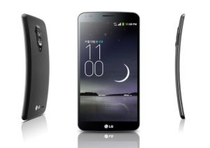 LG-G FLEX Android Phone (version to be announced)