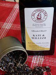 Loose Leaf Tea, Kate & William