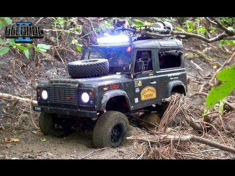 RC ADVENTURES - Basic Scale 4x4 Truck Off-Road Training ...