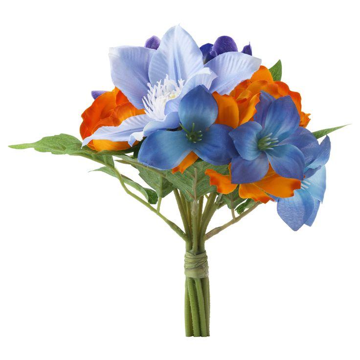 SMYCKA, Kunstblume, Bukett, blau Jetzt bestellen unter: https://moebel.ladendirekt.de/dekoration/dekopflanzen/kunstpflanzen/?uid=c54cbf74-0934-57a2-9fe9-129609e3d88c&utm_source=pinterest&utm_medium=pin&utm_campaign=boards #dekopflanzen #kunstpflanzen #dekoration