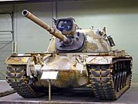 M48A5 Patton Tank at the AAF Tank Museum in Danville, VA ...