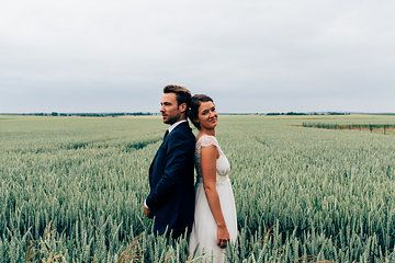 Photo from Mathilde & Jibé Wedding collection by Une Petite Photo #photo de mariage