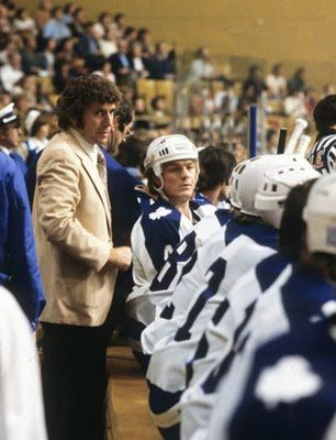 Coach Roger Neilson - one of the brightest minds in hockey history   Toronto Maple Leafs   NHL   Hockey
