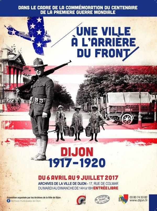 Tout au long de l'année, La Sabretache vous invite à découvrir les musées, festivals, expositions et conférences traitant de notre histoire militaire, et plus précisément du centenaire de l'intervention des Etats-Unis sur notre sol en 1917 !